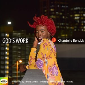 CHANTELLE BENTICK - GODS WORK art